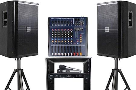 SRX725专业舞台音响设备