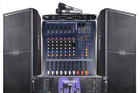 专音响音箱套装演出设备