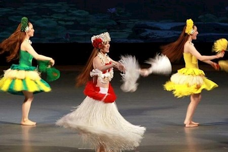 年会节目 | 草裙舞
