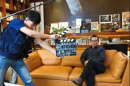 深圳广告片拍摄之人物传记宣传片拍摄