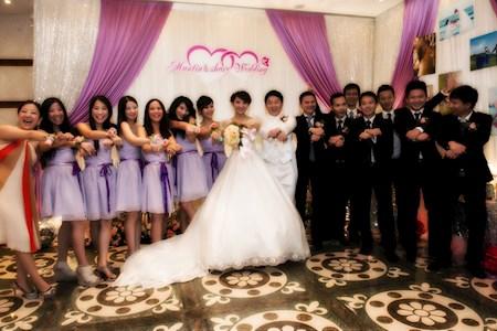 深圳婚礼服务摄影+摄像+化妆 好品质一站式服务