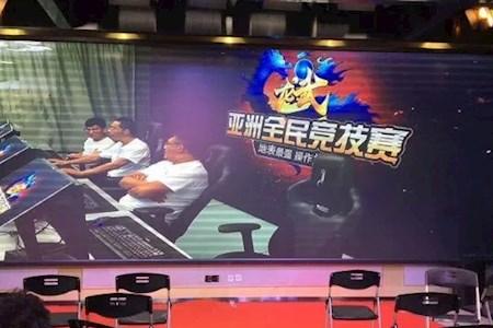 地表最强操作王《龙武》第二届全民竞技总决算直播回顾