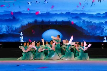 重庆科技学院2019年元旦晚会|不忘初心跟党走,青春建功新时代网络直播回顾