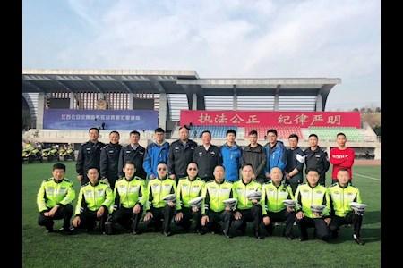 江苏警官学院 无人机编队表演