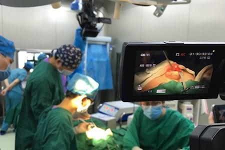 无锡坤如玛丽医院整形峰会手术观摩互动直播精彩回顾