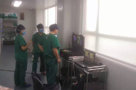 星米影像连续三场医美手术多地连线互动直播精彩回顾
