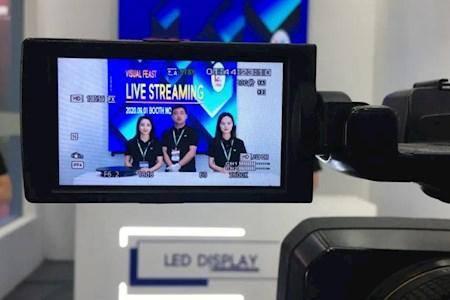 深圳蓝普科技2020年外贸展会网络直播精彩回顾!