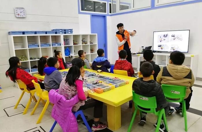 【公益课程】深圳少年宫暑假科技类公益课即将开启报名