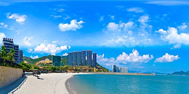 【度假】限量500套,69.9元抢惠东合正东部湾海景房~ 一线唯美海岸线~让你拥有整个海滩