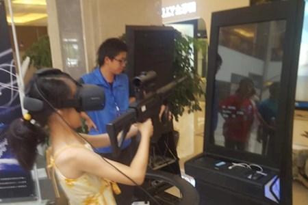 VR射击设备