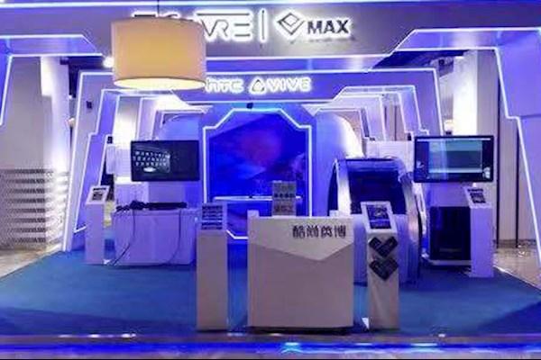 惠州VR体验店需要设计搭建