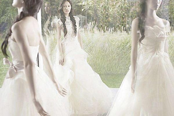 15号杭州婚纱静展需要模特