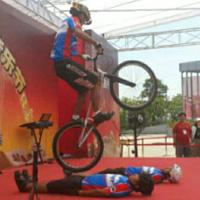 东莞极限单车表演团队