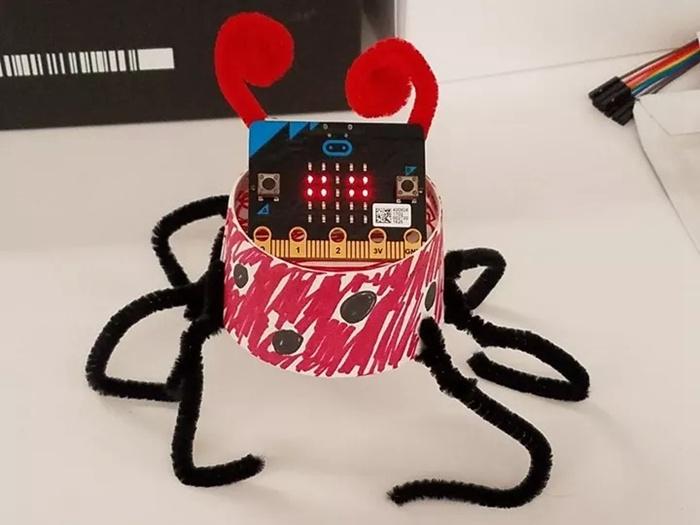 【免费报名】创客白小姐论坛——电子宠物DIY