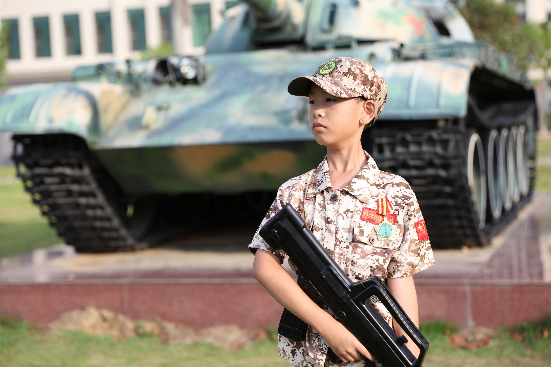 2019深圳《少年强》品格锻造军旅夏令营面向全国招募!