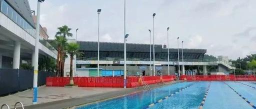 2019年光明区暑假游泳公益培训