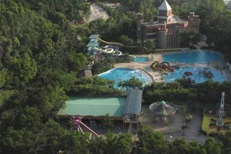 深圳求水山酒店